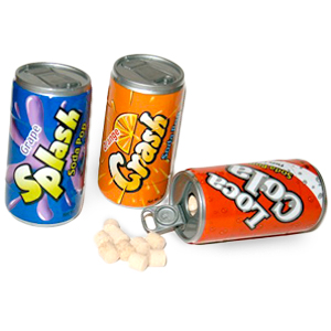 6-Pack Soda CANdy