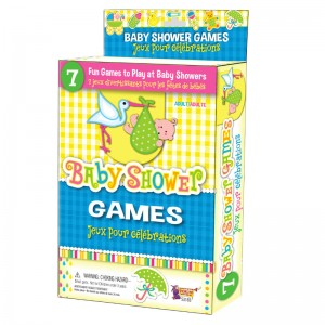 7 Baby Shower Games