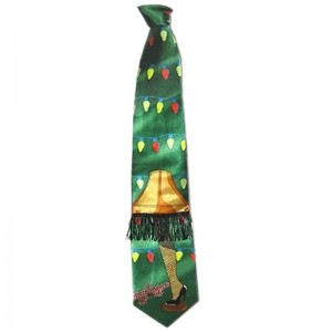 A Christmas Story: Leg Lamp Tie