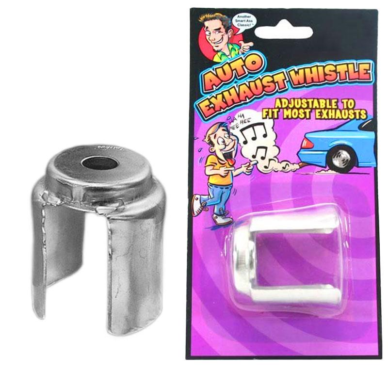 Auto Exhaust Whistle Prank