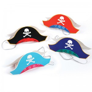 Awesome Party Pirate Hats