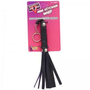 Bachelorette Mini Whip Keychain