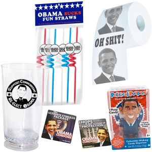 Barack Obama Prank Gift Pack