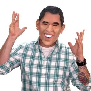 Barak Obama Mask
