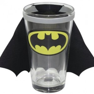 Batman Caped Pint