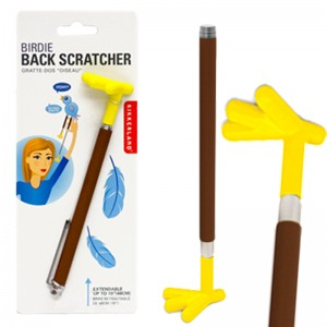 Bird Foot Back Scratcher
