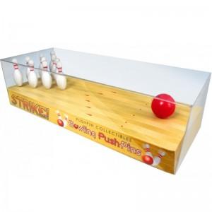 Bowling Pin Push Pins