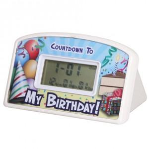 Countdown Timer My Birthday