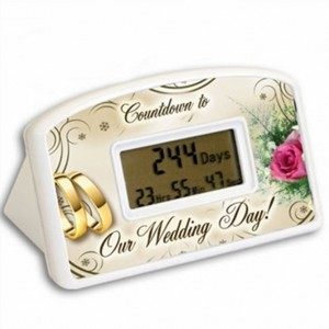Countdown Timer Wedding