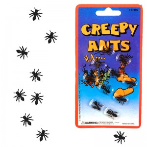 Creepy Ants Prank
