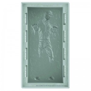 Deluxe Han Solo Ice Tray