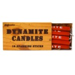 Dynamite Candles - With Sparkle Action
