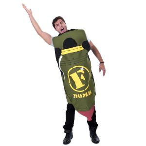 F-Bomb Costume