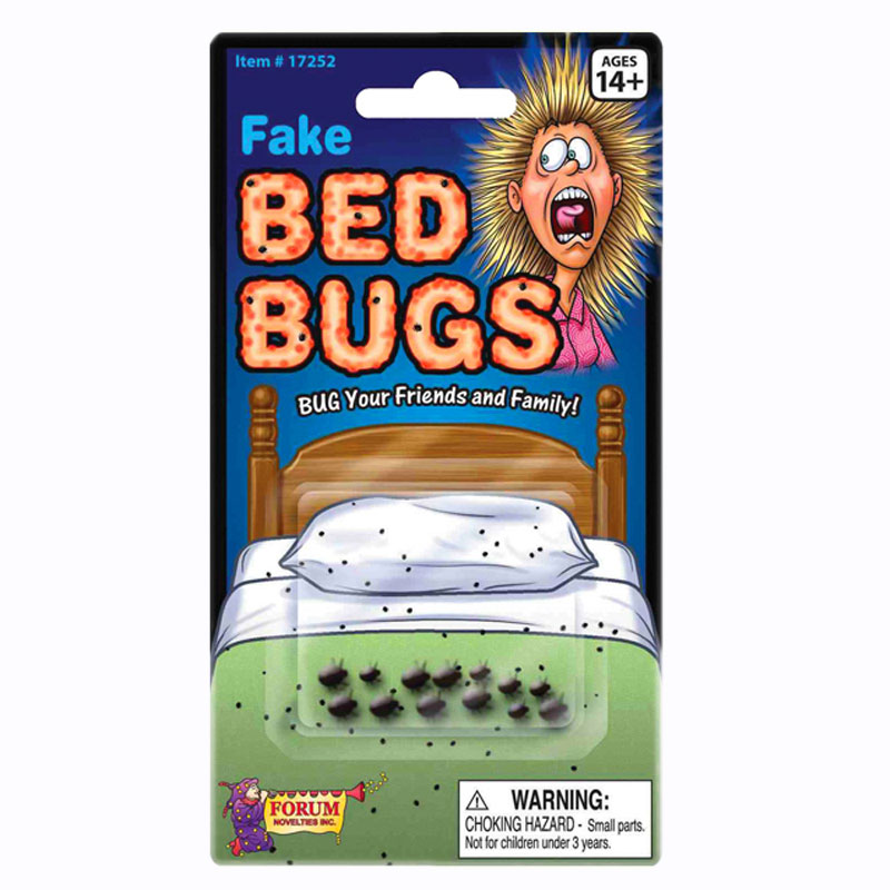 Fake Bed Bugs The Prank Store