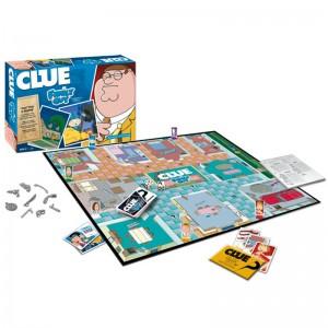 Family Guy Clue