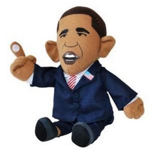 Farting Obama Doll