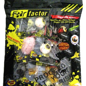 Fear Factor Creature Parts