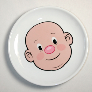 Food Play Plate