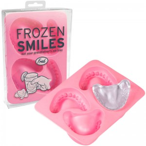 Frozen Smiles Denture Ice Tray