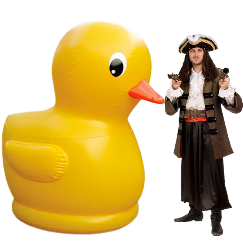 Giant Inflatable Rubber Duck - The Prank Store