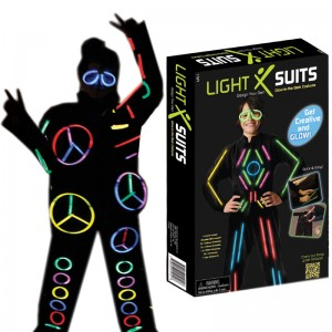 Glow Light Suit