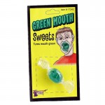 Green Mouth Candy