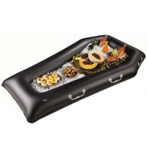 Inflatable Coffin Party Cooler