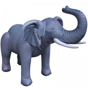 "Inflatable Elephant (30"" tall)"
