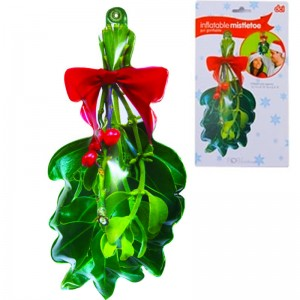 Inflatable Mistletoe