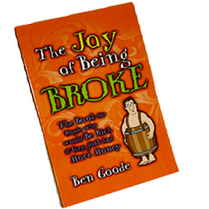 Joys of Being Broke Book