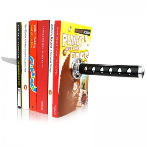 Katana Magnetic Book Ends