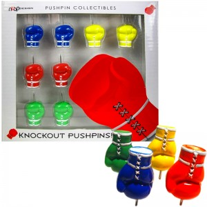 Knockout Pushpins