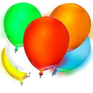 Light-Up Balloons