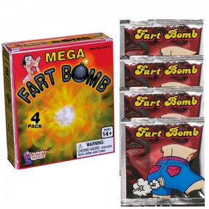 Mega Fart Bombs(4 Pack)