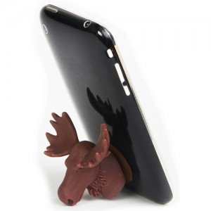 Moose Head Phone Stand
