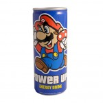 Nintendo Power Up! Energy Drink