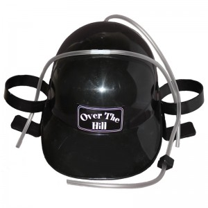 Over the Hill Drinking Helmet