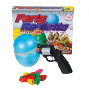Party Roulette Water Balloon Game