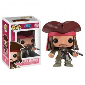 Pop! Vinyl Figure: Captain Jack Sparrow