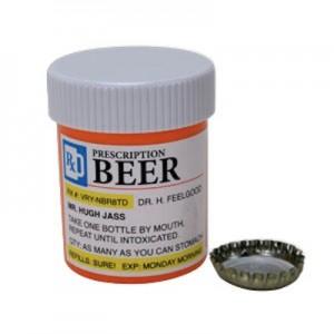 Prescription Bottle Opener