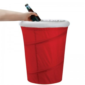 Red Cup Pop Up Cooler