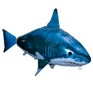 Remote Control Air Swimming Shark
