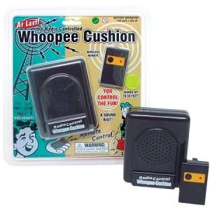 Remote Control Whoopee Cushion Machine