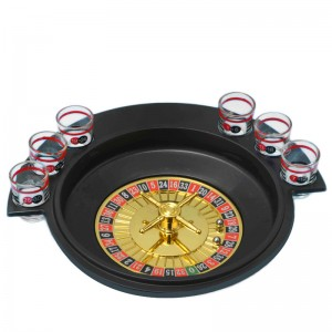 Roulette Drinking Shot Game