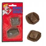 Rubber Chocolates Prank
