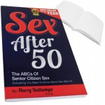 Sex After 50 Prank Book