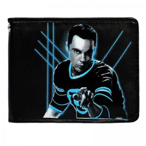 Sheldon Bazinga Wallet