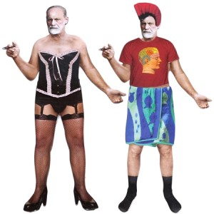 Sigmund Freud Dress Up Kit