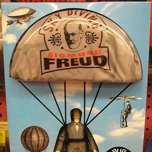 Sky Diving Freud
