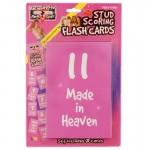 Stud Scoring Cards